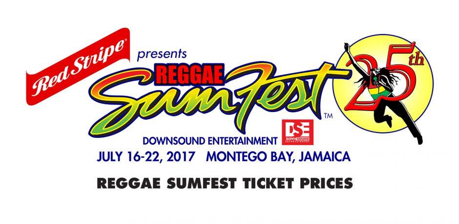 DOWNLOAD THE SUMFEST EVENT PRICE CARD Reggae Sumfest - Reggae sumfest