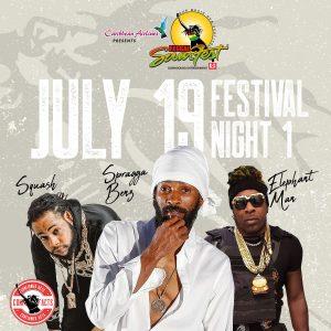 March   2019   Reggae Sumfest